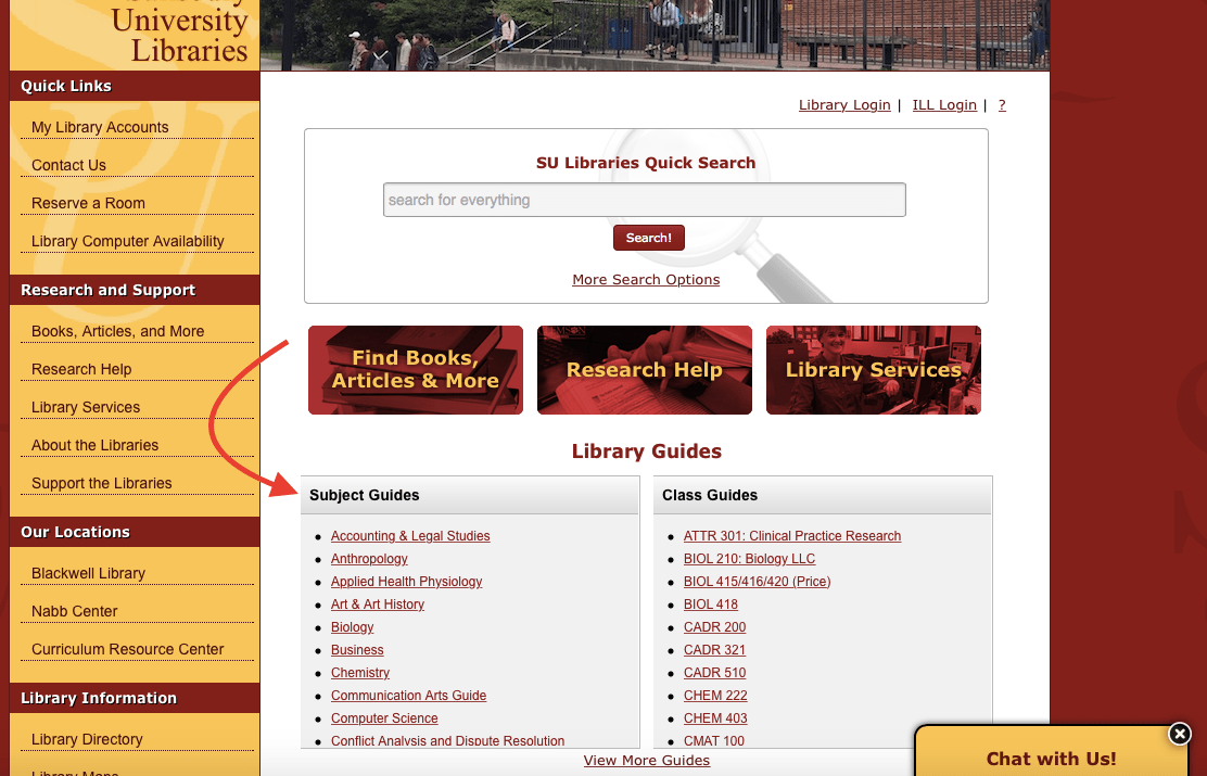 Detailed Article How To How Do I Library? LibGuides At Salisbury