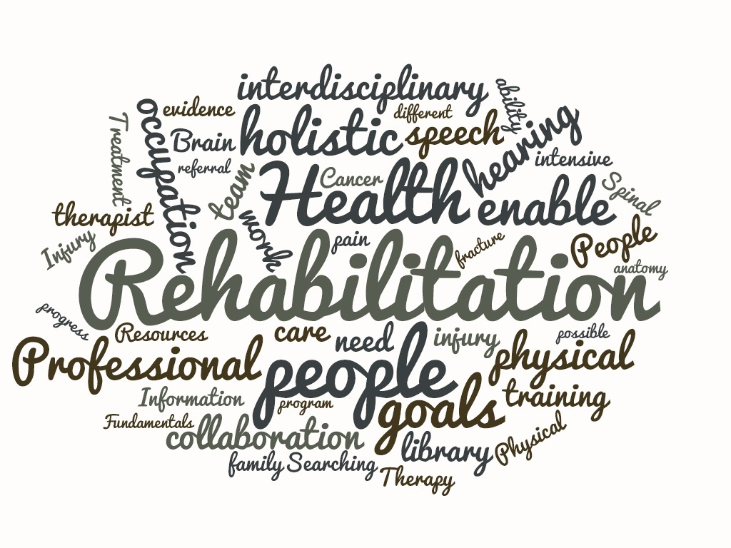 Home  Rehabilitation Resource Guide  Research guides at