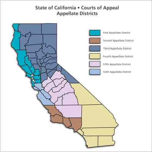 california court system diagram set theory venn diagrams worksheets courts cases legal research library guides at uchicago map appellate districts
