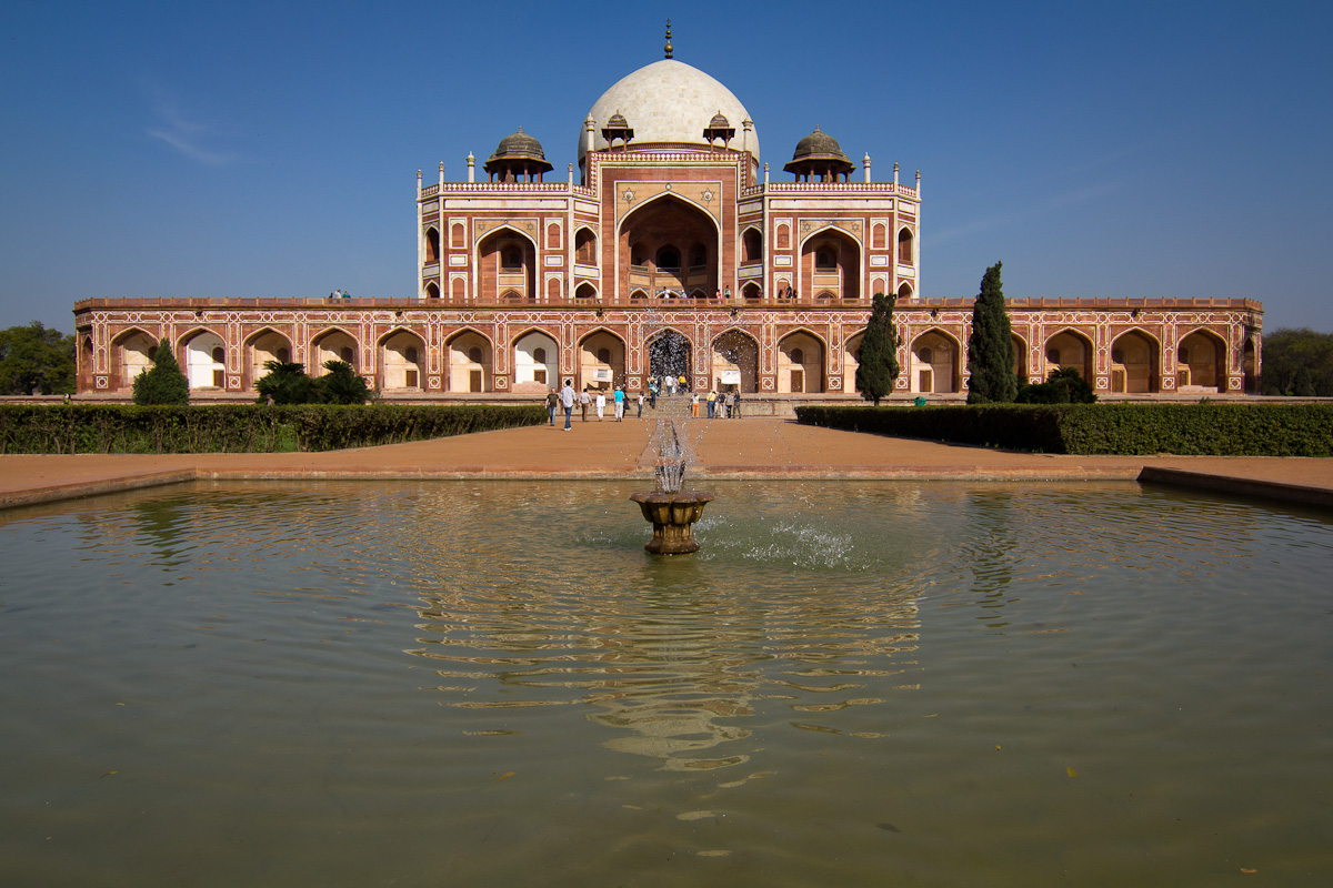 Humayun's Tomb Delhi Cultural Heritage Of South Asia LibGuides