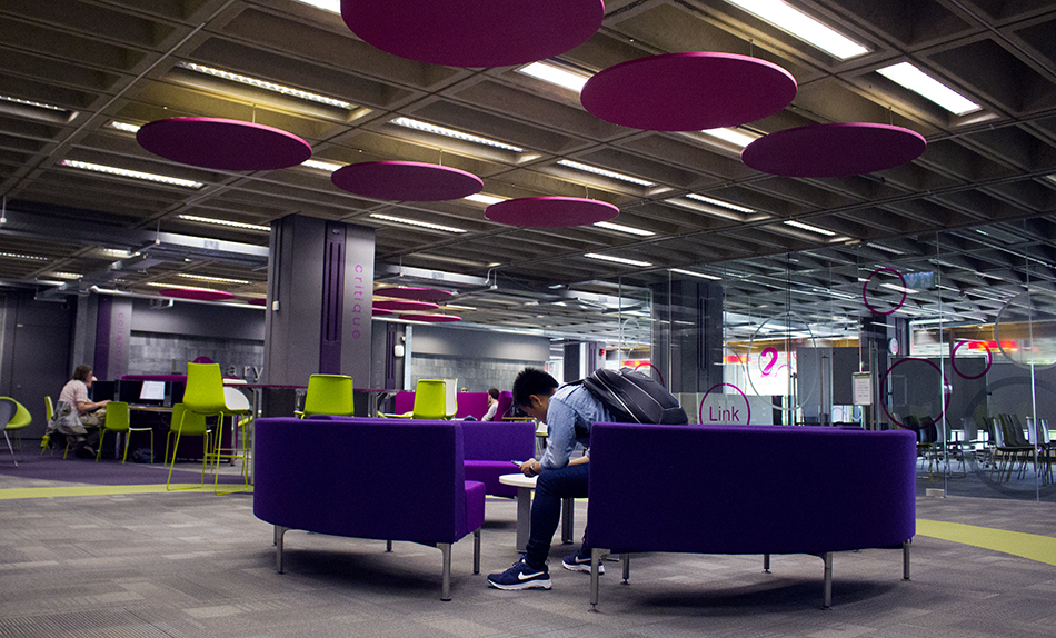 Explore our 5 Libraries  Welcome New Students  LibGuides