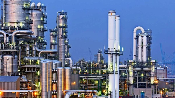 Chemical Engineering Plant