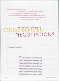 Negotiation  Harvard Business Review HBR Top 25 Articles  Library at Virginia Department of