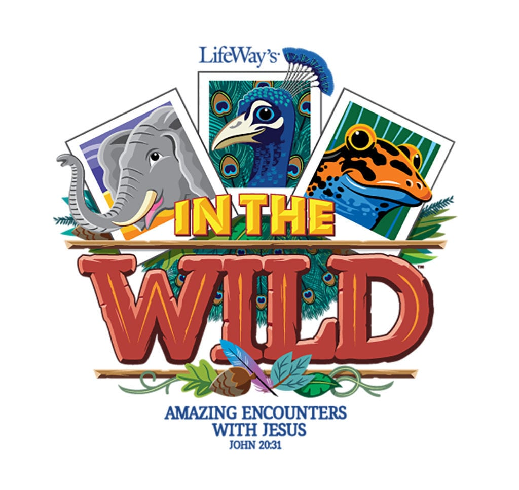 Vbs Takes Kids In The Wild