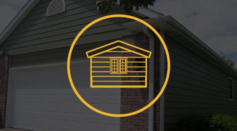 TrueSon Exteriors siding service icon