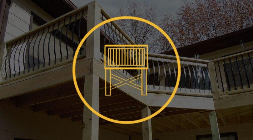 TrueSon Exteriors deck services icon