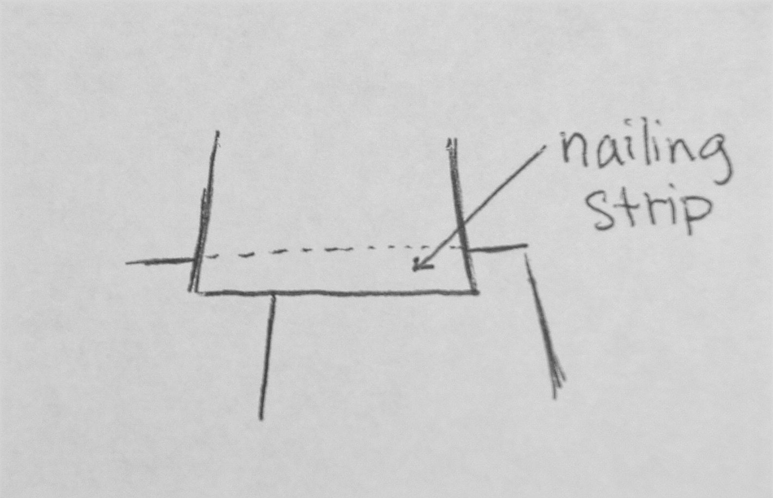 hight resolution of the nailing strip strengthens the shingles and if the nail doesn t land in the right place it causes those shingles to be loose which leads to them blowing