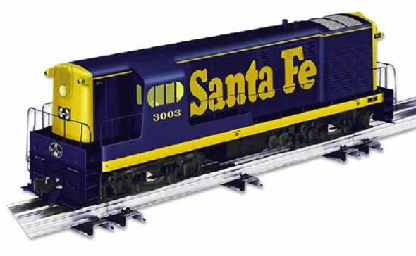 Fairbanks Morse Baby Trainmaster
