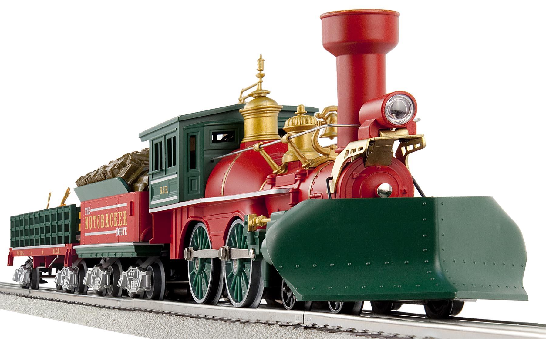 Nutcracker Route Christmas Train Set 440 General