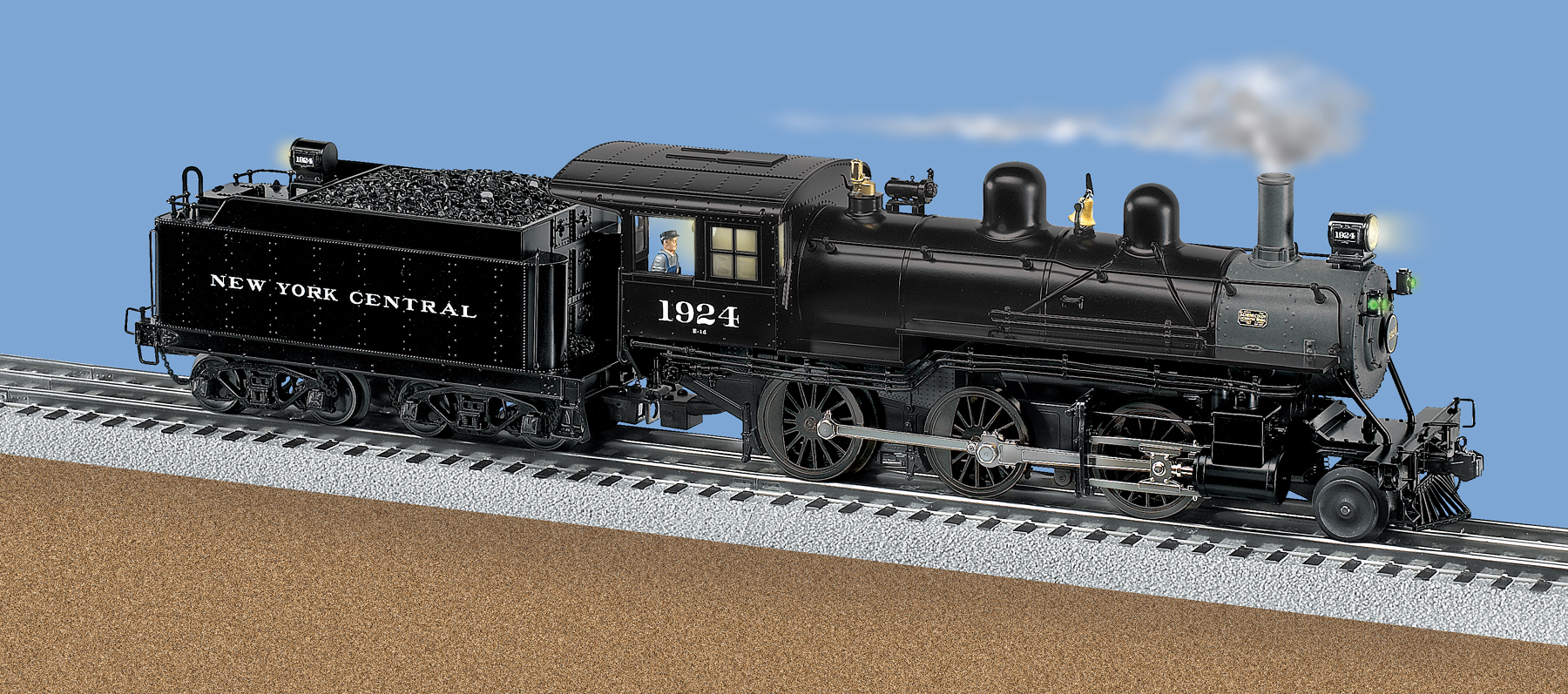 new york central tmcc scale 2 6 0 mogul steam locomotive 1924 rh lionel com lionel lionel locomotive wiring diagram  [ 1800 x 797 Pixel ]