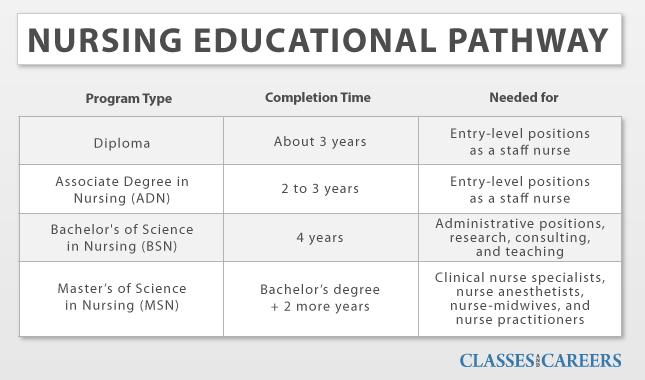 Online Nursing Degrees  Nursing Schools And Universities