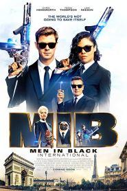 Men in black: Internacional