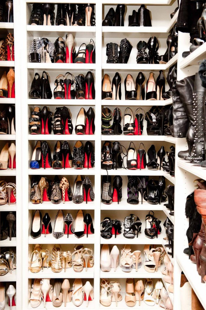 3 Stylish Ways To Store Christian Louboutin Shoes  Lollipuff