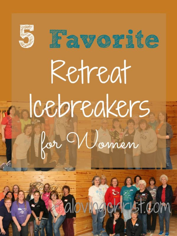 5 favorite retreat icebreakers
