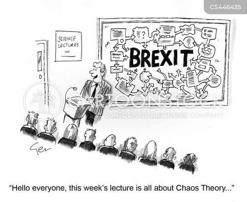Exiting News and Political Cartoons