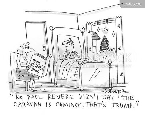 Kids News and Political Cartoons