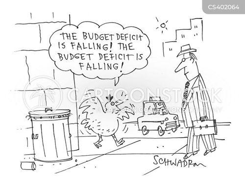 Economic Stimulus News and Political Cartoons