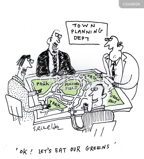 Local Council News and Political Cartoons