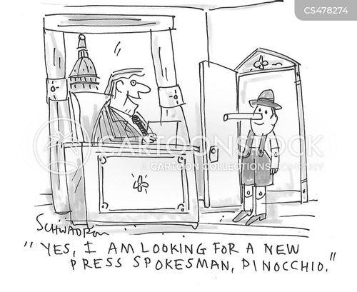 Fairy Tales News and Political Cartoons
