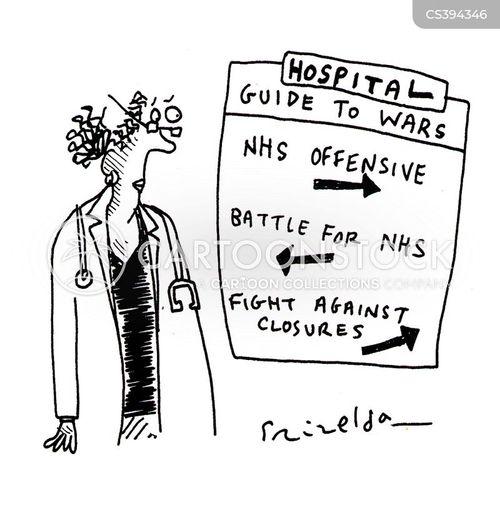 Nursing News and Political Cartoons