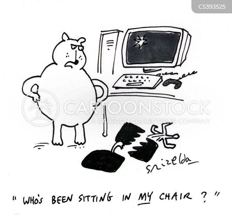 Child Obesity News and Political Cartoons