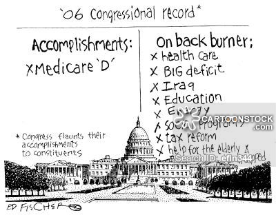 Government Policy News and Political Cartoons