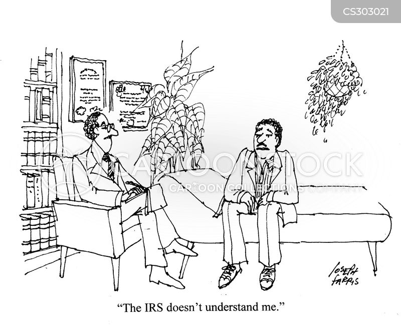 United States Federal Government Agency Cartoons and