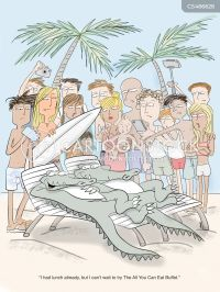 Beach Chairs Cartoons and Comics - funny pictures from ...