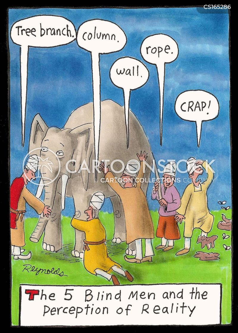 Perception Cartoons and Comics  funny pictures from