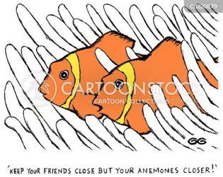 friends close cartoon closer enemies cartoons funny friend friendship animals comics cartoonstock dislike