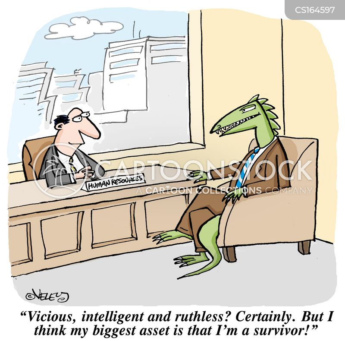 Human Resource Officer Cartoons And Comics Funny