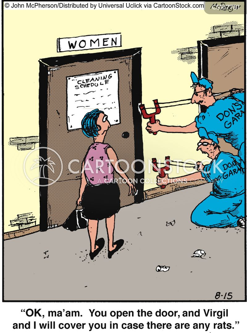 Exterminator Cartoons and Comics  funny pictures from CartoonStock