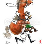 Horse Racing Cartoons And Comics Funny Pictures From Cartoonstock