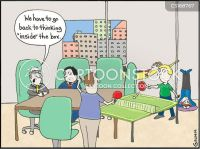 Creative Thinking Cartoons and Comics - funny pictures ...