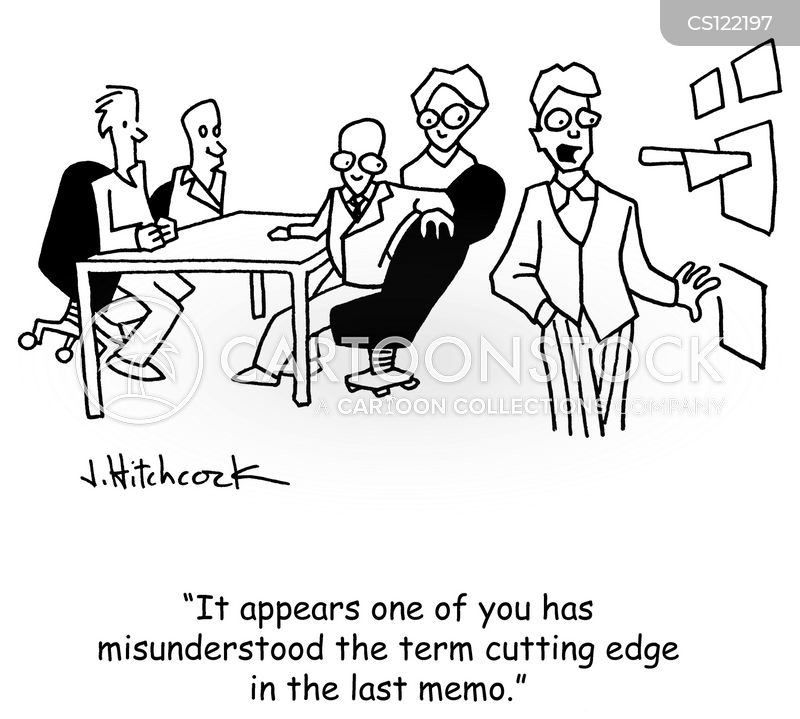 Office Meeting Cartoon Pictures to Pin on Pinterest