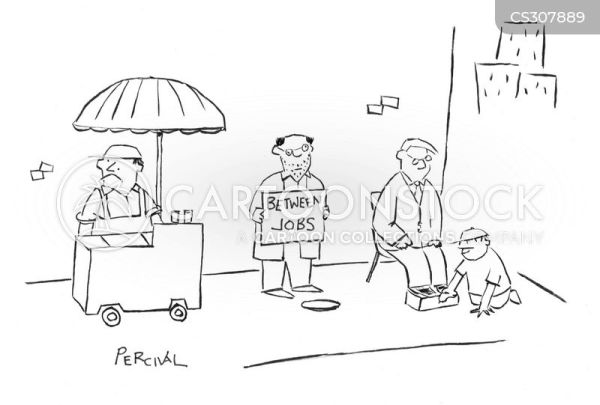Hot Dog Cart Cartoons and Comics funny pictures from