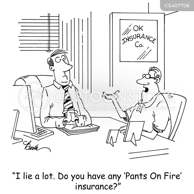 Pants On Fire Cartoons and Comics  funny pictures from CartoonStock