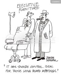 Desk Chair Cartoons and Comics - funny pictures from ...