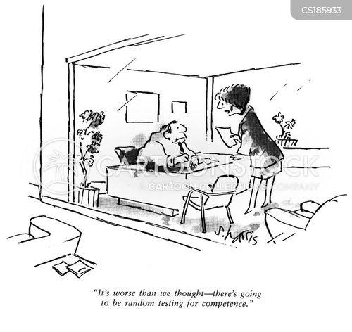 Cartoons und Karikaturen mit Kompetenz