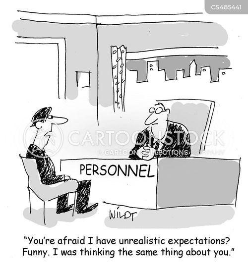 Cartoon – Modern Job Search | HENRY KOTULA