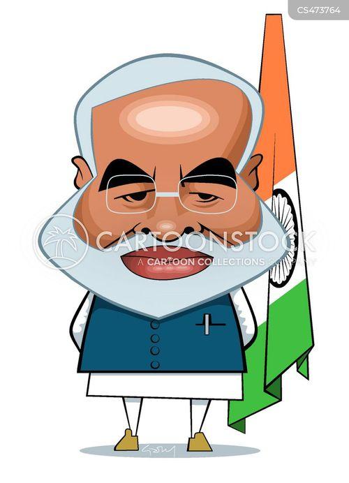 Narendra Modi Funny Cartoon Photos : narendra, funny, cartoon, photos, Narendra, Cartoons, Comics, Funny, Pictures, CartoonStock