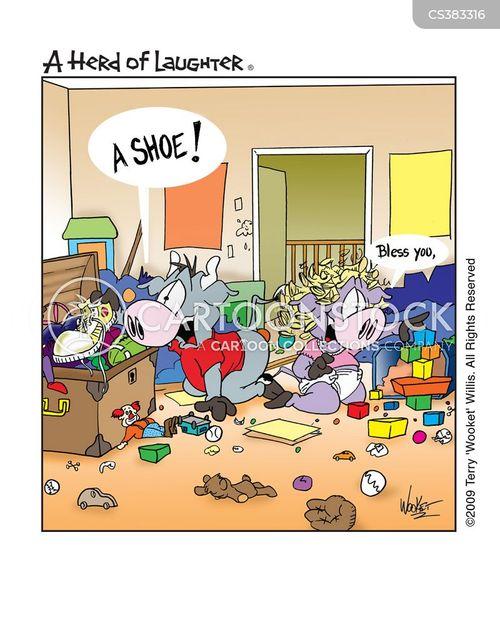 Untidy Bedroom Cartoon  wwwstkittsvillacom