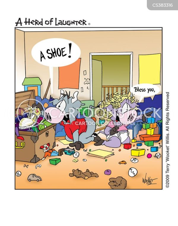 Toy Boxes Cartoons and Comics funny pictures from