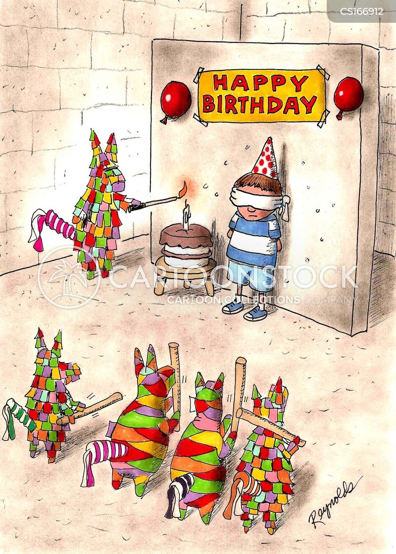 Happy Birthday Cartoon Images : happy, birthday, cartoon, images, Happy, Birthday, Cartoons, Comics, Funny, Pictures, CartoonStock