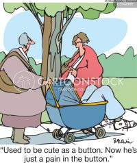 Push-chairs Cartoons and Comics - funny pictures from ...