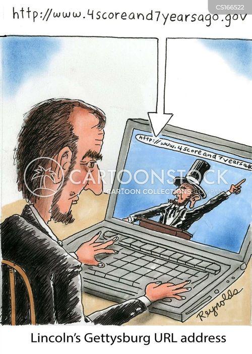 Famous Funny Speeches : famous, funny, speeches, Famous, Speeches, Cartoons, Comics, Funny, Pictures, CartoonStock