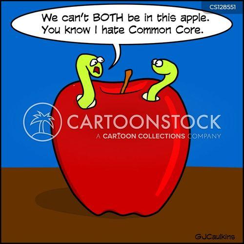 Common Core Cartoons And Comics - Funny