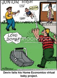 School Project Cartoons and Comics funny pictures from CartoonStock