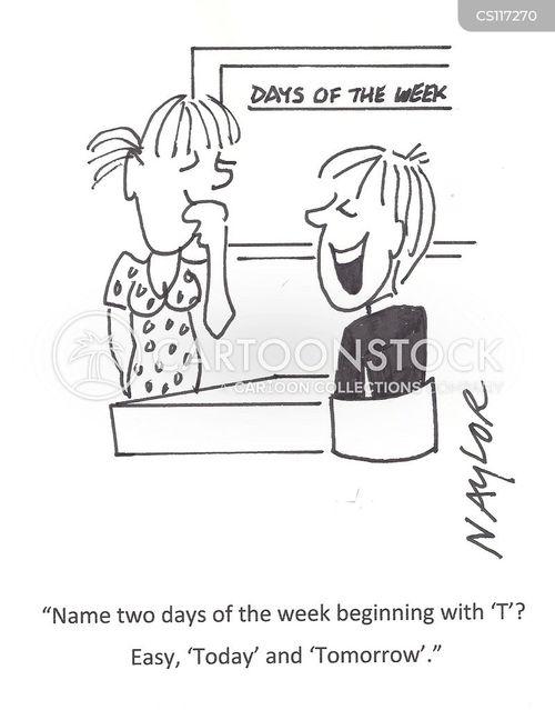 Thursday Cartoon Images : thursday, cartoon, images, Thursday, Cartoons, Comics, Funny, Pictures, CartoonStock