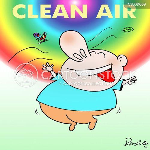 asthma cartoons and comics